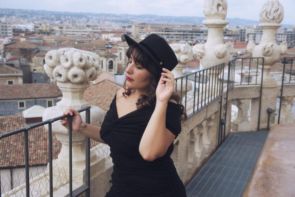 fuzzi_vestito_nero_tulle_raffalla_catania_blogger
