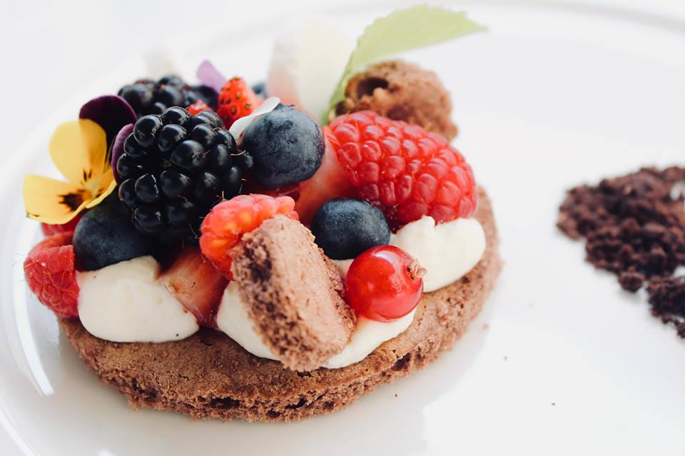 La Rotisserie_ristorante_varsavia_cake