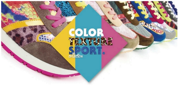 Color Texture Sport by GIOSEPPO