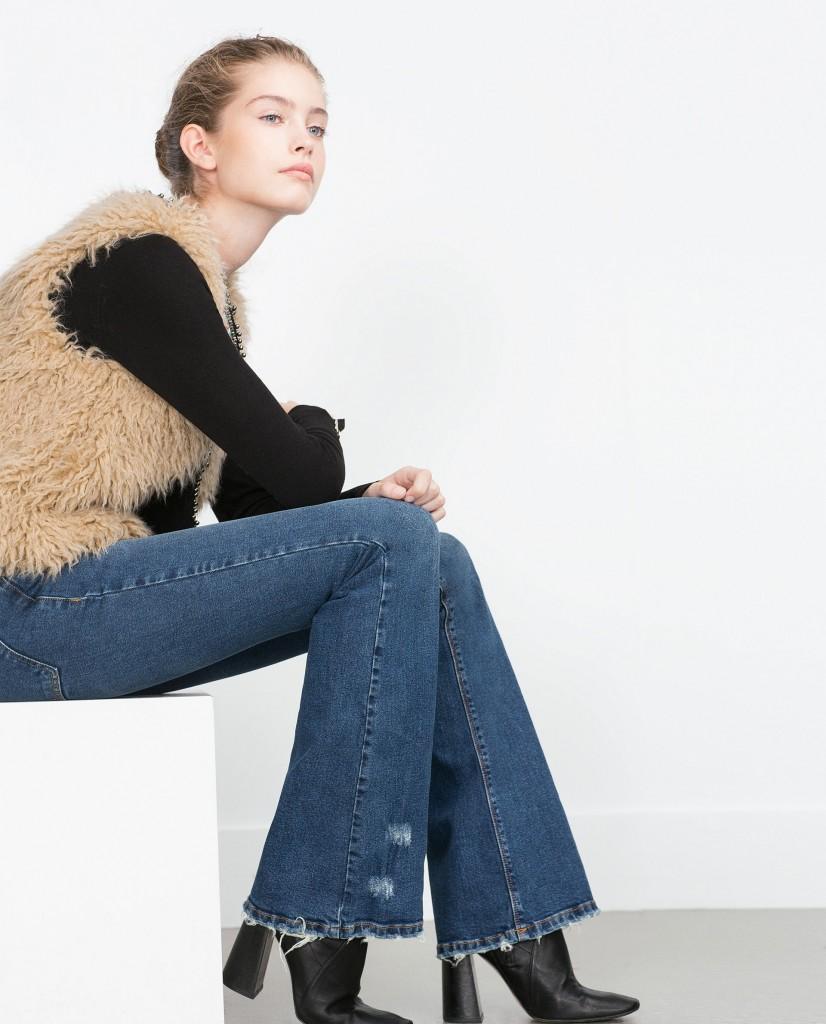 jeans_flare_zara_tendenze