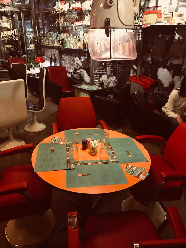Trabant'60 Retro Lounge & Bar_budapest_ristorante