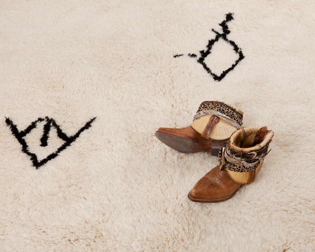 tappeto-modello-tribale-BENI-OURAIN