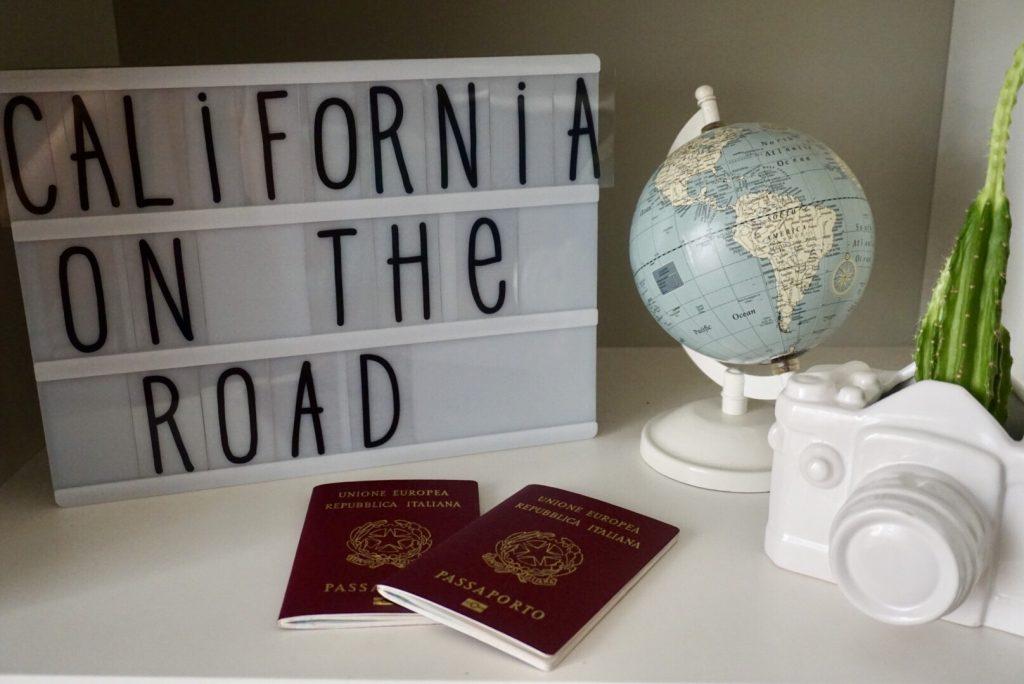 california-cosa-fare-prima-della-partenza