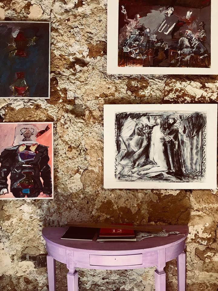 Joinbed_a_casa_di_sergio_agrigento_bottega_arte_pittore
