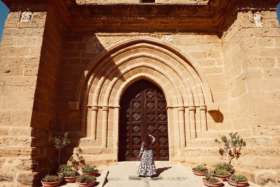 Joinbed_a_casa_di_sergio_agrigento_chiesa_valle_dei_templi