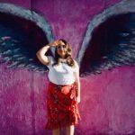 Los Angeles i 10 luoghi più belli da fotografare ali colette miller muro rosa raffaella catania travel blogger