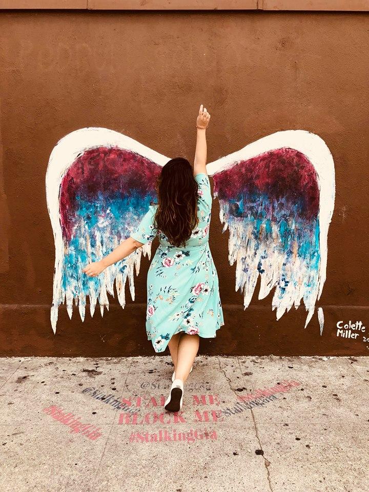 Los Angeles i 10 luoghi più belli da fotografare ali colette miller raffaella catania travel blogger