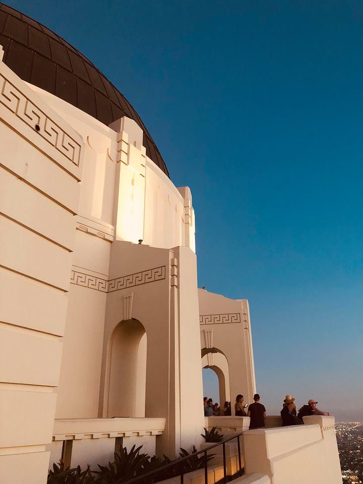 Los Angeles i 10 luoghi più belli da fotografare griffith observatory tramonto