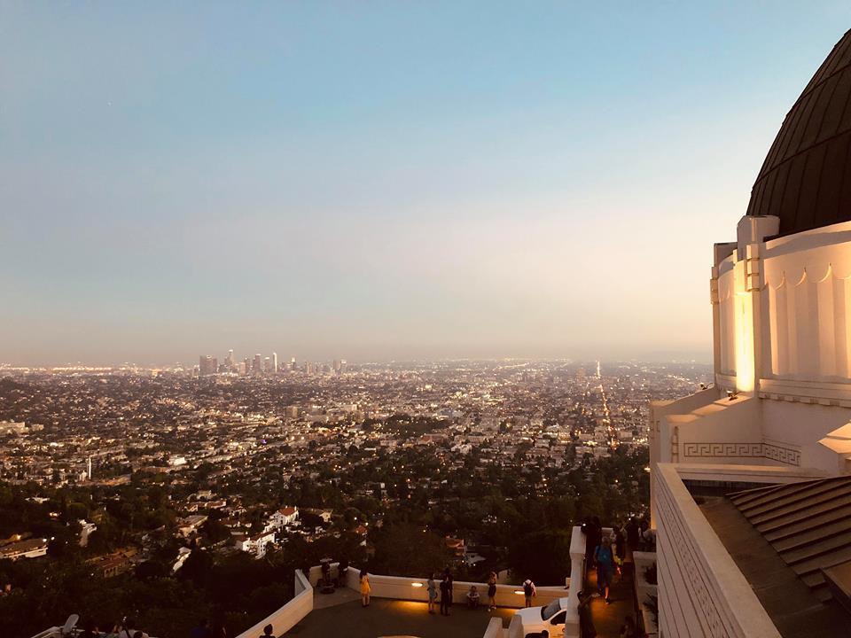Los Angeles i 10 luoghi più belli da fotografare griffith observatory vista sulla città