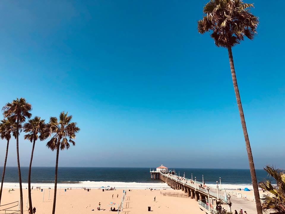 Los Angeles i 10 luoghi più belli da fotografare manhattan beach pier