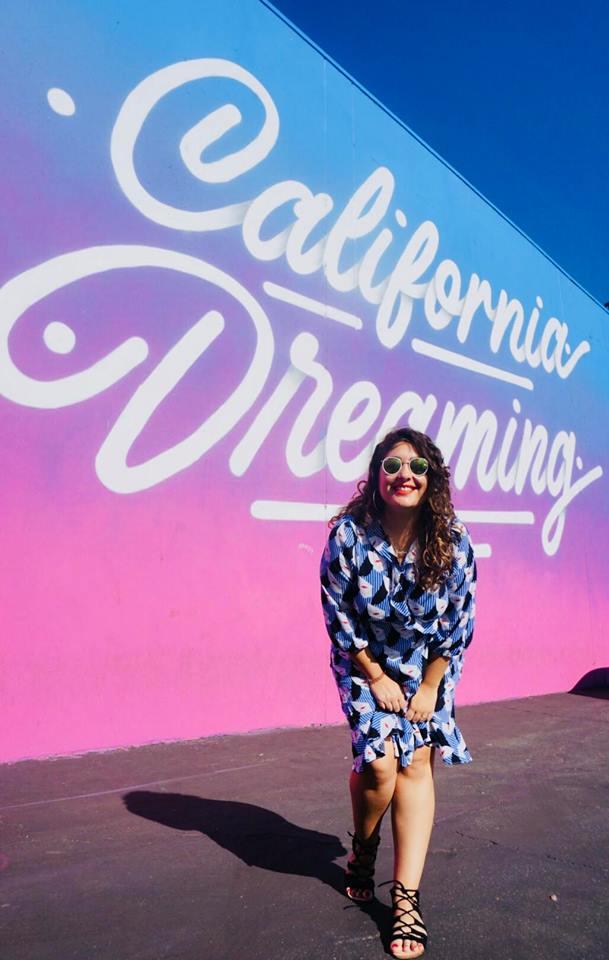 Los Angeles i 10 luoghi più belli da fotografare murales California Dreaming