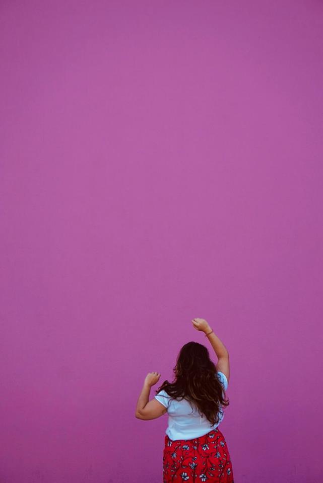 Los Angeles i 10 luoghi più belli da fotografare paul smith muro rosa raffaella catania travel blogger