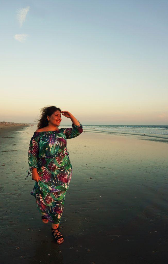 Los Angeles i 10 luoghi più belli da fotografare spiaggia Santa Monica al tramonto