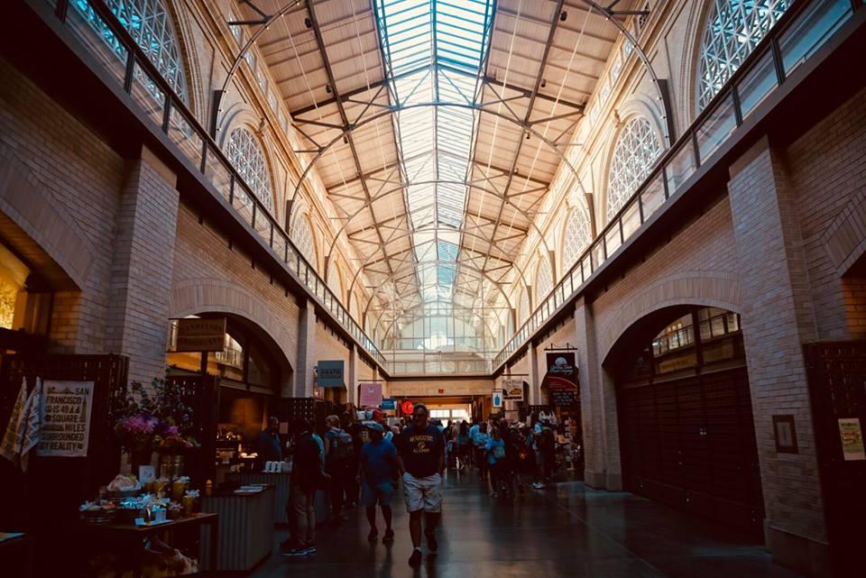 sanfrancisco_Ferry Building MarketPlace_mercato_chiuso