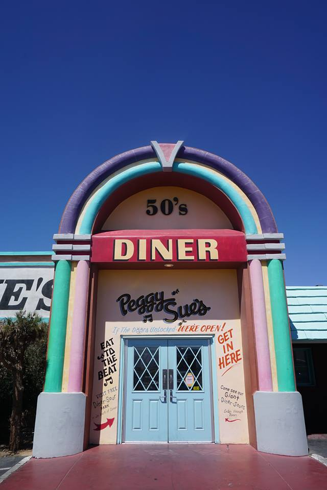 USA_ON_THE_ROAD_Peggy Sue's 50's Diner