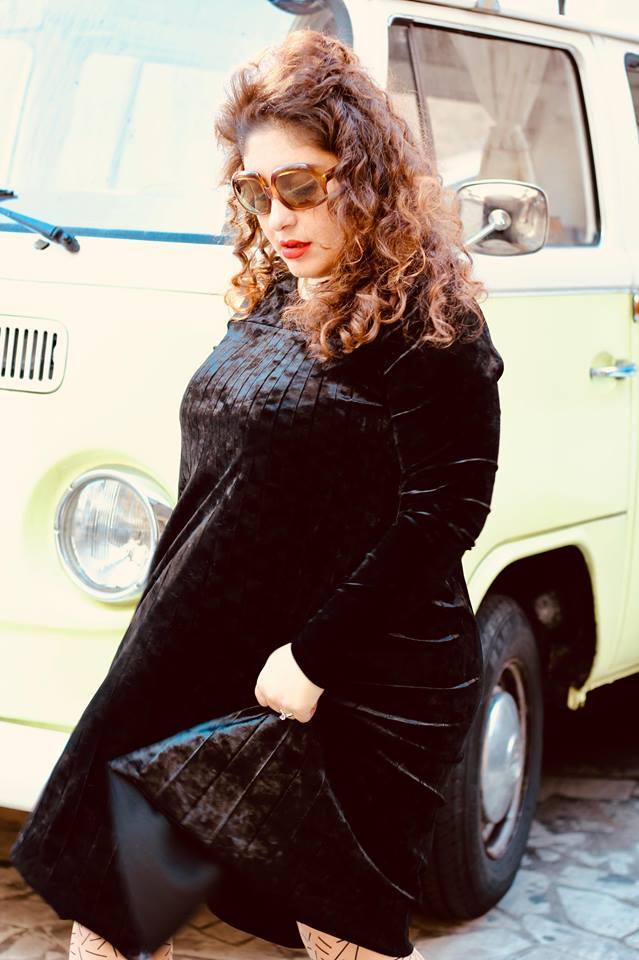 yoek_velvet_dress_raffaellacatania_outfit_blogger